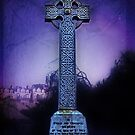 In proud and grateful memory /Celtic cross by Lissywitch
