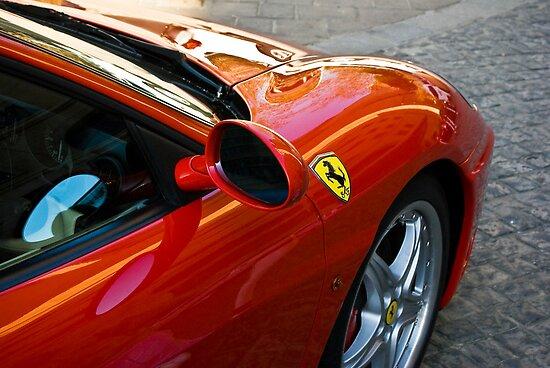 Ferrari 360 F1 Spider by RatManDude