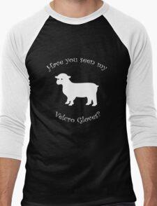 Velcro Gloves Men's Baseball ¾ T-Shirt
