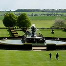 Castle Howard, North Yorkshire - Atlas Fountain view by BronReid