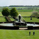 Castle Howard, North Yorkshire - Atlas Fountain view by BronReid
