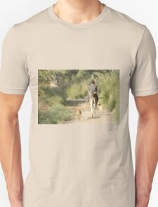 The way home .. Unisex T-Shirt