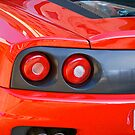 Ferrari 360 F1 Spider Tail Lights &amp; Exhaust by RatManDude
