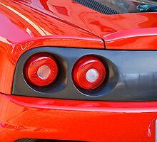 Ferrari 360 F1 Spider Tail Lights & Exhaust by RatManDude