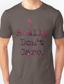 Don't Care Unisex T-Shirt