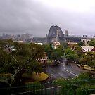 Sydney Contrasts by Malcolm Katon