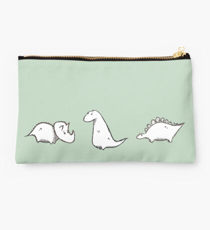 Dino Doodles Collection Studio Pouch