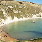 Lulworth Cove by Graeme  Hyde