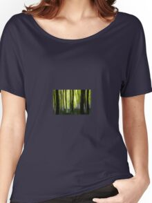 Abstract Woodland Women's Relaxed Fit T-Shirt