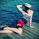 I do like to be beside the seaside! by Elizaday