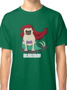 The Little Mer-Pug Classic T-Shirt
