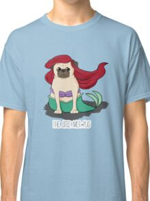 The Little Mer-Pug Classic T-Shirt