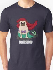 The Little Mer-Pug T-Shirt