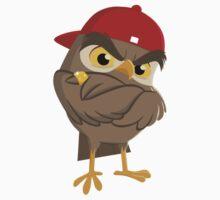 Gangsta Owl by 2dmiriam