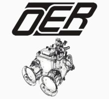 OER Racing Carburetors by AmpolGold