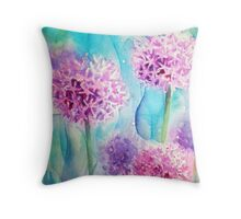 Starkissed Throw Pillow