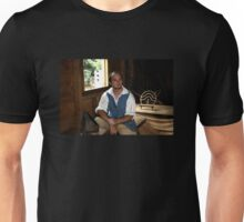Colonial Shoemaker at Mt. Vernon Unisex T-Shirt