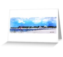 One Summer Dream Greeting Card