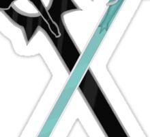 Sword Art Online Swords Sticker