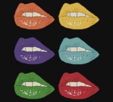 Multi-lips by Joseph Osborne