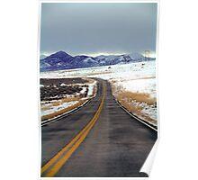 State Road 68 - Utah Poster