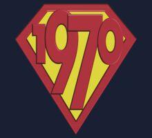 40th Birthday Gifts, Super 1970! by birthdaygifts