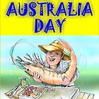 Happy Australia Day by Ken Tregoning