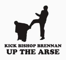 Kick Him Up The Arse by PJRed