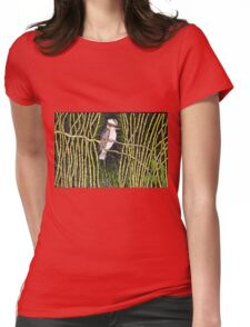 """Kooky""  Original Acrylic Painting Australia; Womens Fitted T-Shirt"