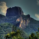 The Breadknife in the Warrumbungles by pedroski