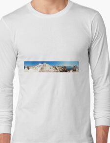 Oia Panorama Long Sleeve T-Shirt