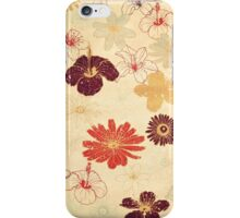 KIND OF SPRING iPhone Case/Skin