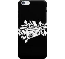 Boombox dark shirts edition iPhone Case/Skin