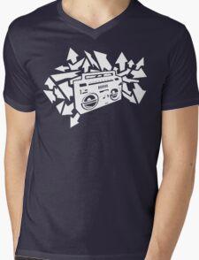 Boombox dark shirts edition Mens V-Neck T-Shirt