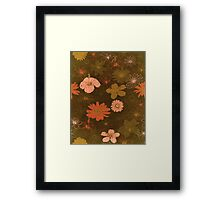 ANOTHER KIND OF SPRING Framed Print
