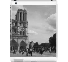 Notre-Dame Cathedral iPad Case/Skin