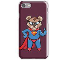 cartoon bear iPhone Case/Skin