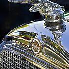 Studebaker Ornament by Denise McDermott