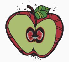 Fringe Embryo Apple by gleekgirl
