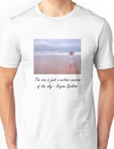 The Sea and the Sky Unisex T-Shirt