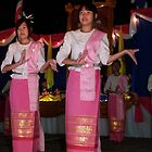 Shan girls dancing - 2 by fabianfred