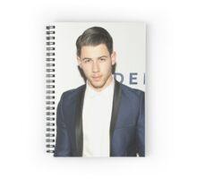 Nick Jonas Spiral Notebook
