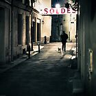 Soldes en Arles - Arles, France - 2010 by Nicolas Perriault