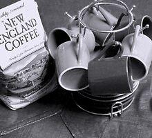 We love coffee by Rachel Williams
