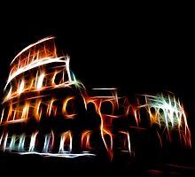 Colosseum by Saksham Amrendra