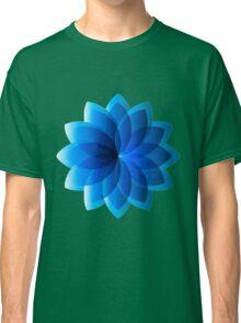 Abstract Digital Star Classic T-Shirt