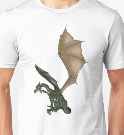 Digital Dragon Unisex T-Shirt