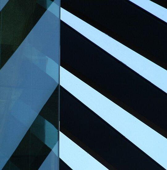 QB1 Stripes by Christina Backus
