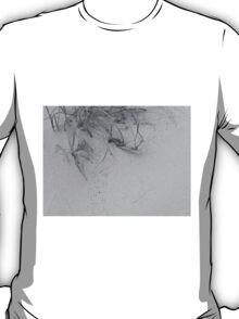 Mermaid Beach Queensland Crab Tracks T-Shirt