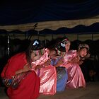 Shan girls dancing - 3 by fabianfred